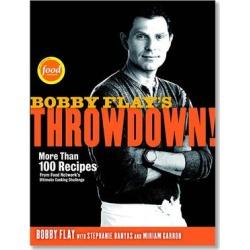 Penguin Random House Cookbooks - Bobby Flay's Throwdown! Cookbook found on Bargain Bro from zulily.com for USD $12.53