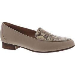Clarks Un Blush Ease - Womens 5.5 Bone Slip On Medium found on Bargain Bro from ShoeMall.com for USD $91.16