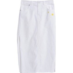 Denim Skirt - White - Saucony Skirts found on Bargain Bro Philippines from lyst.com for $194.00