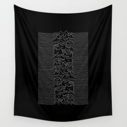 Wall Hanging Tapestry | Furr Division by Tobe Fonseca - 51
