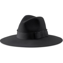 Piper Wool Hat - Black - Brixton Hats found on MODAPINS from lyst.com for USD $75.00