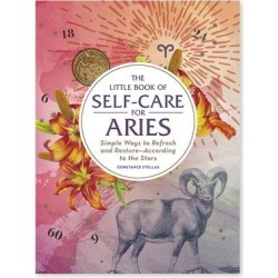 Simon & Schuster Wellness Books - The Little Book Of Self-Care For Aries Hardcover found on Bargain Bro India from zulily.com for $8.99