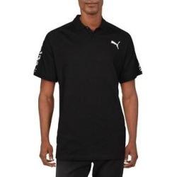 Puma Mens Polo Fitness Workout - Puma Black - XXL (Puma Black - XXL), Men's(cotton) found on Bargain Bro India from Overstock for $26.49