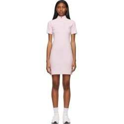 Pink Sportswear Swoosh Dress - Pink - Nike Dresses found on Bargain Bro from lyst.com for USD $49.40