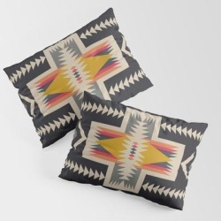 King Size Pillow Sham | Bonfire by Urban Wild Studio Supply - STANDARD SET OF 2 - Cotton - Society6 found on Bargain Bro from Society6 for USD $30.39