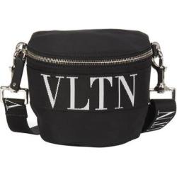 Garavani - Belt Bag - Black - Valentino Belt Bags found on Bargain Bro from lyst.com for USD $316.92