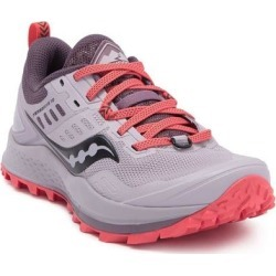 Peregrine 10 Running Sneaker - Pink - Saucony Sneakers found on Bargain Bro from lyst.com for USD $55.48