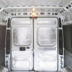 Costway 80 mil 36 sq.ft Butyl Automotive Sound Deadener Mat found on Bargain Bro Philippines from Costway for $55.95