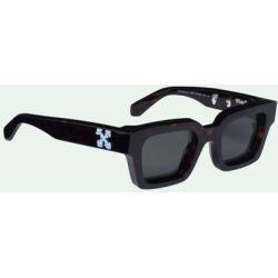 Virgil Sunglasses - Black - Off-White c/o Virgil Abloh Sunglasses found on Bargain Bro India from lyst.com for $330.00