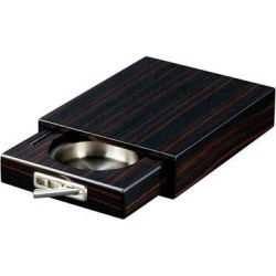 Visol Products Drawer Single Cigar Ashtray in Gray, Size 1.62 H x 7.4 W x 5.4 D in | Wayfair VASH711 found on Bargain Bro Philippines from Wayfair for $46.93