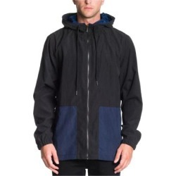 Ezekiel Mens Krowe Jacket, Black, Small found on Bargain Bro from Overstock for USD $30.73