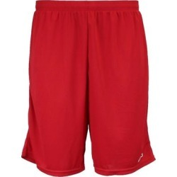 petite Asics Mens 9In Team Knit Short Athletic Shorts Shorts (L), Men's, Red found on MODAPINS from Overstock for USD $9.95