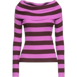 Jumper - Purple - MSGM Knitwear found on MODAPINS from lyst.com for USD $274.00