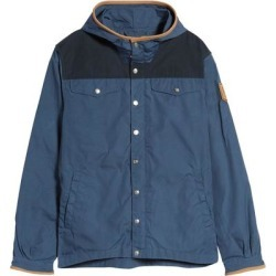 Fjällräven Greenland No.1 Special Edition Water Resistant Hooded Jacket - Blue - Fjallraven Jackets found on MODAPINS from lyst.com for USD $300.00