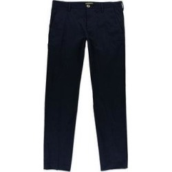 Versace Womens Mission Road Casual Trouser Pants (Blue - 16), Women's(cotton, metallic) found on Bargain Bro Philippines from Overstock for $81.80