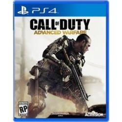 ACTIVISION Multi Call of Duty AW PS4 found on Bargain Bro from belk for USD $15.19