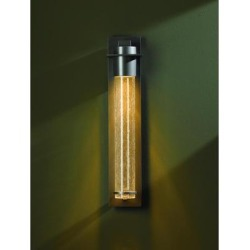Hubbardton Forge Airis 24 Inch Tall 1 Light Outdoor Wall Light - 307920-1017 found on Bargain Bro from Capitol Lighting for USD $526.68
