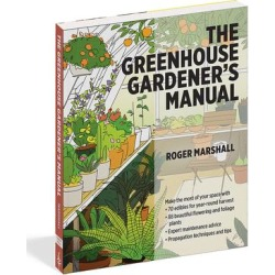 Workman Educational Books - The Greenhouse Gardener's Manual found on Bargain Bro India from zulily.com for $17.99