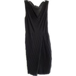Alberta Ferretti Knee-Length Dress, Black, 6 found on MODAPINS from Overstock for USD $83.60