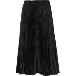 3/4 Length Skirt - Black - Balenciaga Skirts found on Bargain Bro Philippines from lyst.com for $818.00