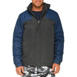 ARCTIX Men's Ski Jackets Arrowhead - Charcoal & Royal Blue Espresso Insulated Parka - Men found on Bargain Bro Philippines from zulily.com for $49.99