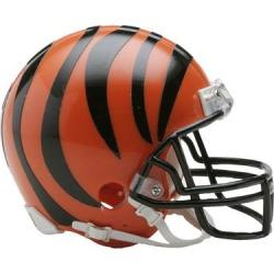 Riddell Cincinnati Bengals VSR4 Mini Football Helmet found on Bargain Bro from Fanatics for USD $22.79