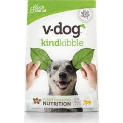 V-Dog Kind Kibble Vegan Adult Dry Dog Food, 30-lb bag