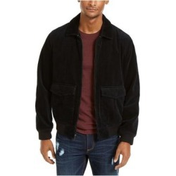 Sun + Stone Mens Black Quilted, Bomber Coat XL (Black - XL), Men's(Cotton) found on MODAPINS from Overstock for USD $41.38