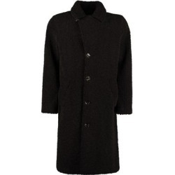 Frank Faux Fur Coat - Black - Stand Studio Coats found on MODAPINS from lyst.com for USD $277.00