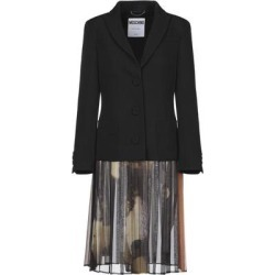Suit Jacket - Black - Moschino Dresses found on Bargain Bro Philippines from lyst.com for $650.00