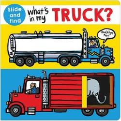 Macmillan Board Books - What's in My Truck: Slide & Find Board Book