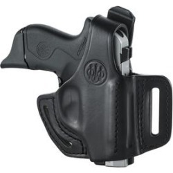 BerettaUSA | Pico Right Hand Holster Mod. 02 Demi in Black, Leather found on Bargain Bro from BerettaUSA for USD $67.64