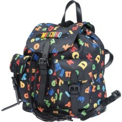 Backpacks & Fanny Packs - Black - Moschino Backpacks found on Bargain Bro from lyst.com for USD $368.60