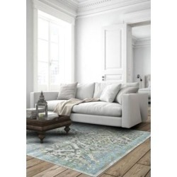 Weave & Wander Ice/Birch Alessandria 2 ft 10 in x 7 ft 10 in Runner found on Bargain Bro Philippines from belk for $154.50
