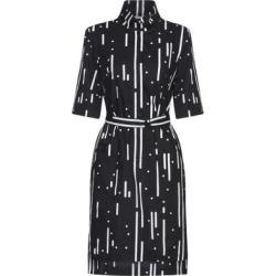 Short Dress - Black - Akris Punto Dresses found on MODAPINS from lyst.com for USD $142.00