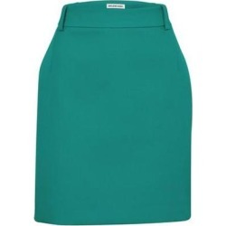 Fitted Mini Skirt - Black - Balenciaga Flats found on Bargain Bro Philippines from lyst.com for $437.00