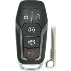 Lincoln EJ7T-15K601-AG OEM 5 Button Key Fob found on Bargain Bro from Refurbished Keyless Entry Remote for USD $75.83