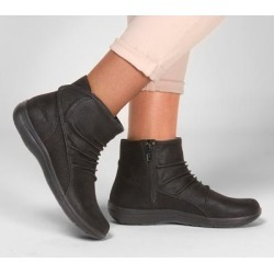 Skechers Women's Lite Step - Tricky Boots, Black, 5.5 found on Bargain Bro from SKECHERS.com for USD $34.19