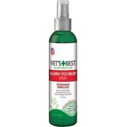 Vet's Best Allergy Itch Relief Spray for Dogs, 8-oz bottle found on Bargain Bro Philippines from Chewy.com for $8.99