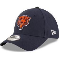 Chicago Bears New Era Bear Head The League 9FORTY Adjustable Hat - Navy found on Bargain Bro Philippines from Fanatics for $23.99