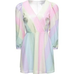 Short Dress - Pink - Olivia Rubin Dresses found on MODAPINS from lyst.com for USD $272.00