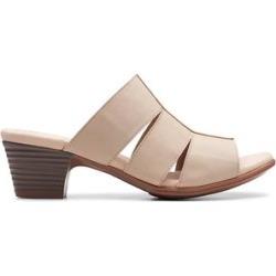 Clarks Women's Sandals Sand - Sand Valarie Model Nubuck Sandal - Women found on Bargain Bro from zulily.com for USD $20.33
