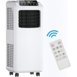 Costway 8,000 BTU Portable Air Conditioner found on Bargain Bro from Costway for USD $258.36