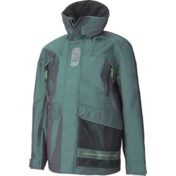 Puma X Hh Tech Jacket - Green - Helly Hansen Jackets found on Bargain Bro from lyst.com for USD $342.00