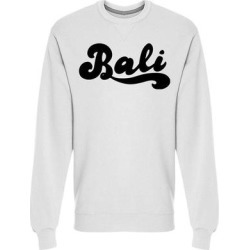 Bali Sweatshirt Men's -Image by Shutterstock (XL), White(cotton) found on Bargain Bro Philippines from Overstock for $24.99