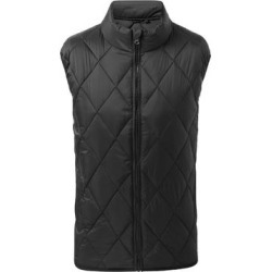 2786 Mens Diamond Pane Padded Gilet found on Bargain Bro Philippines from Overstock for $66.96