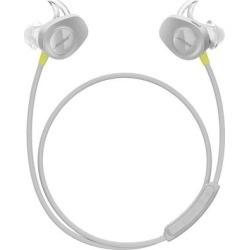 Bose Soundsport wireless in-ear headphones (citron) found on Bargain Bro from Crutchfield for USD $75.24