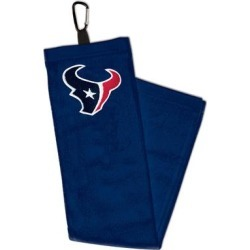 Houston Texans WinCraft Embroidered Golf Towel with Carabiner found on Bargain Bro from nflshop.com for USD $15.19