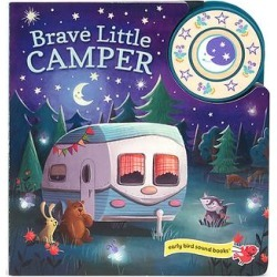 Cottage Door Press Picture Books - Brave Little Camper Sound Book found on Bargain Bro from zulily.com for USD $8.35
