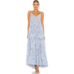 Kalita Dress - Blue - MISA Los Angles Dresses found on MODAPINS from lyst.com for USD $394.00
